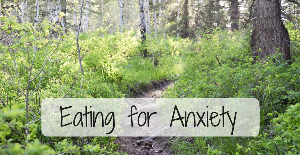 The Decision to Go AIP for Anxiety