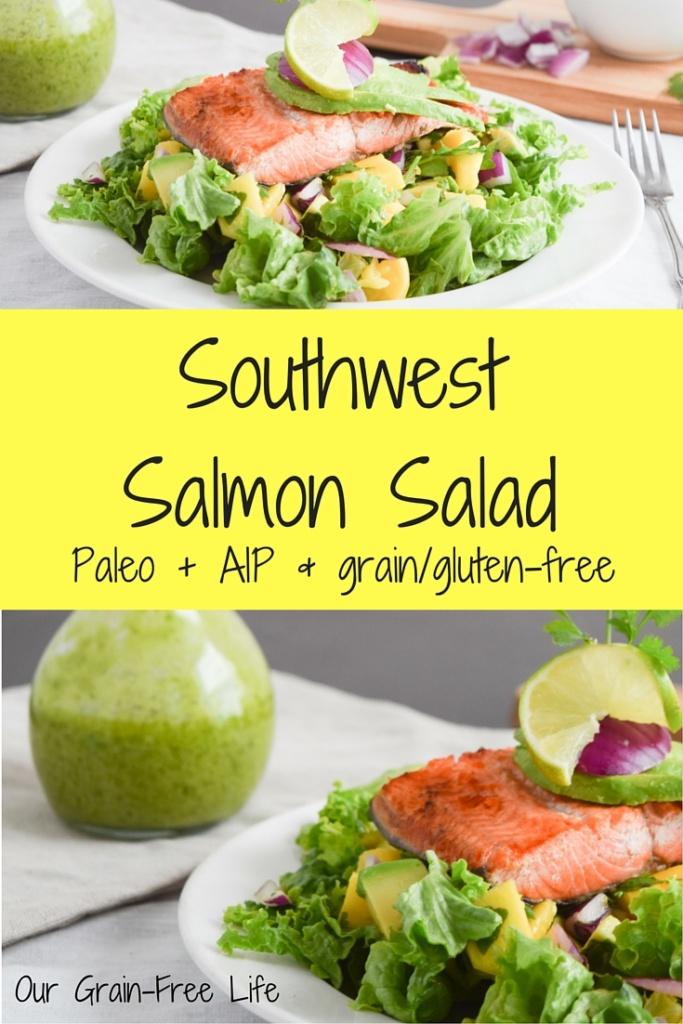 aip salmon salad