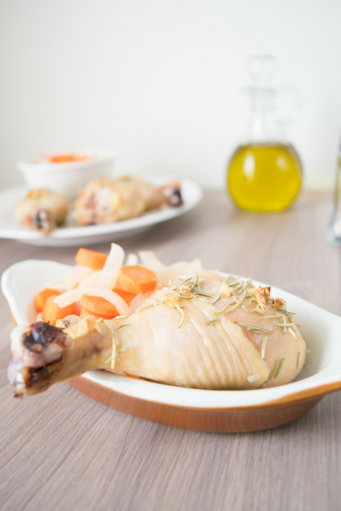 paleo rosemary chicken drums