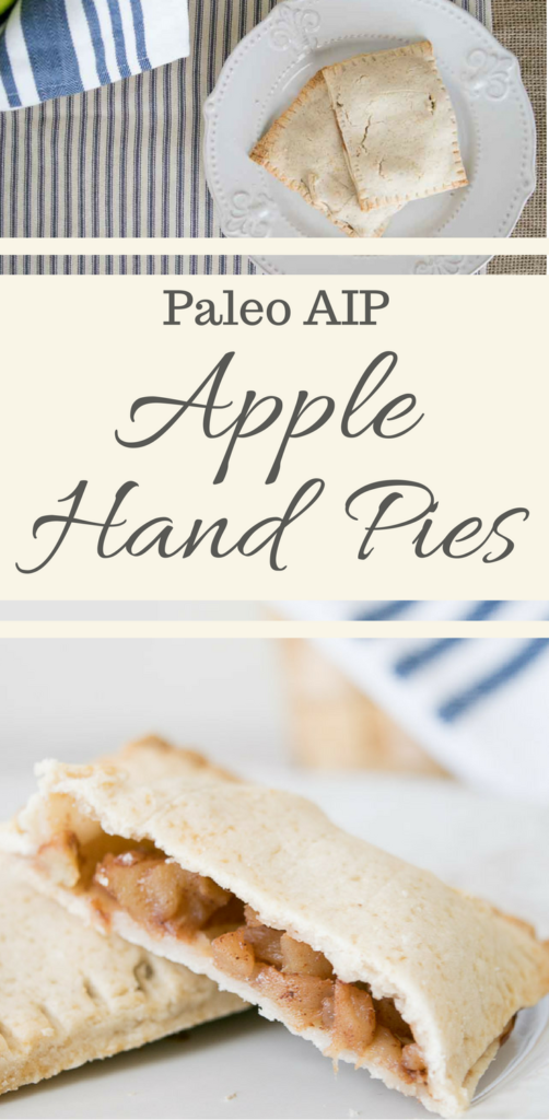 paleo aio apple hand pies