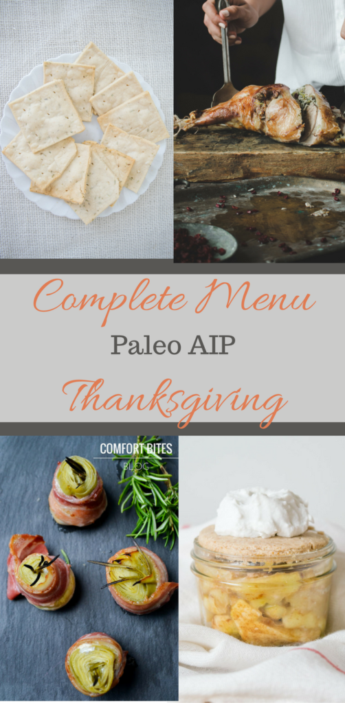 autoimmune protocol thanksgiving